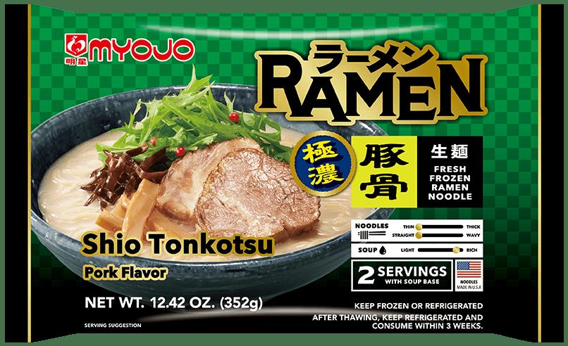 Premium Shio Tonkotsu Ramen