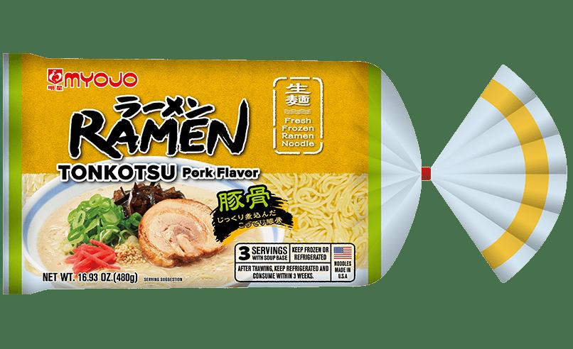 Signature Ramen Tonkotsu, 16.93 oz (480g), 3 servings
