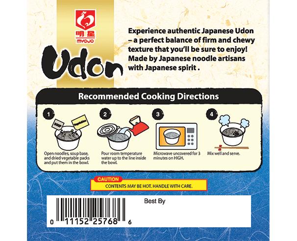 Bowl Udon Chicken