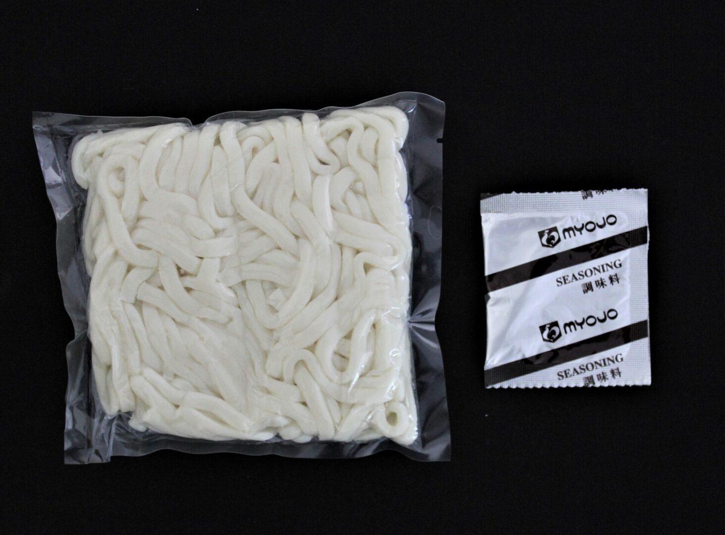 Beef Flavor Udon
