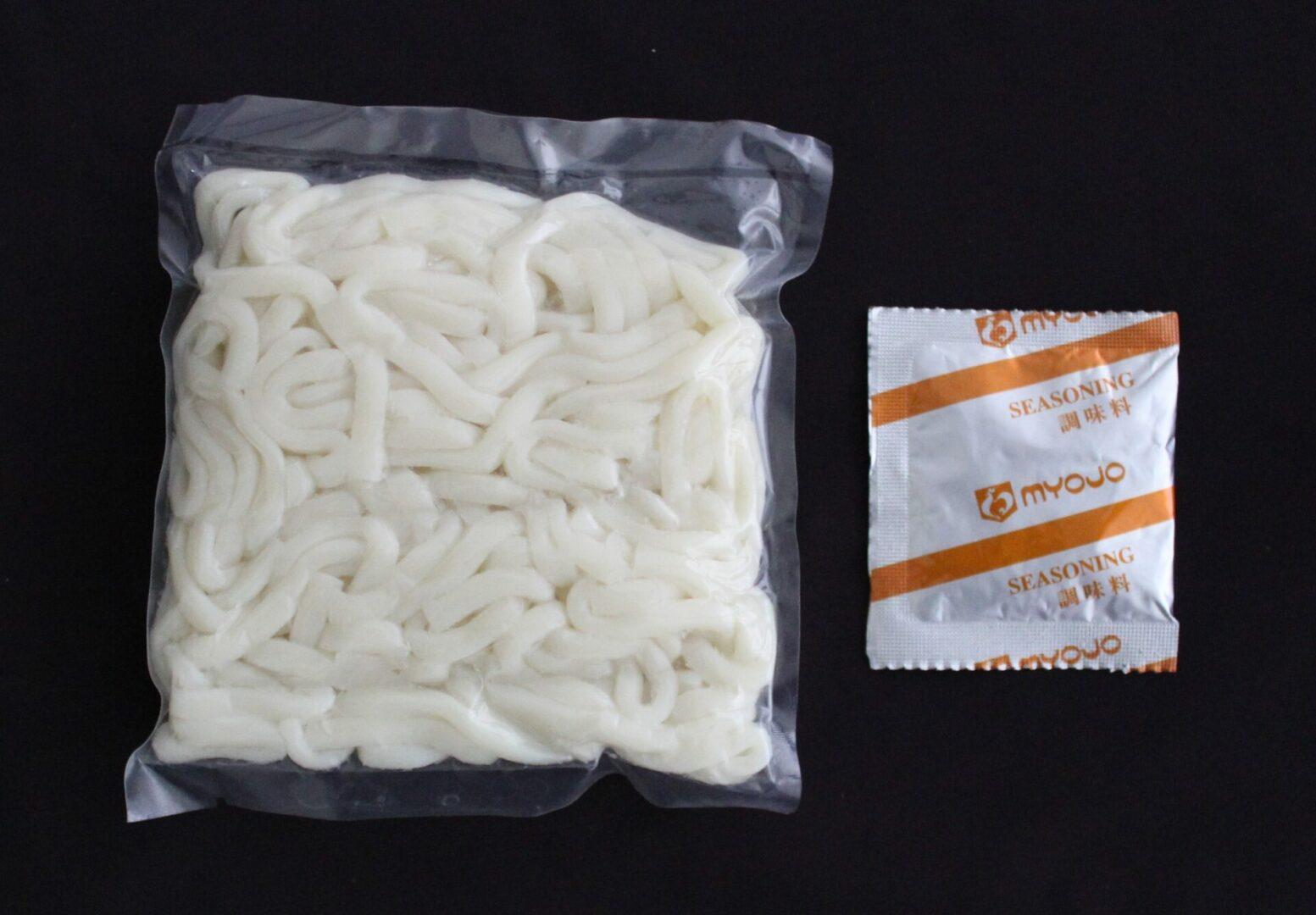 Mushroom Flavor Udon