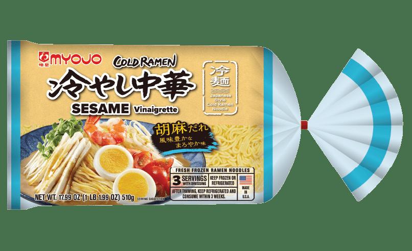 Sesame Hiyashi Chuka, 17.99 oz (510g), 3 servings