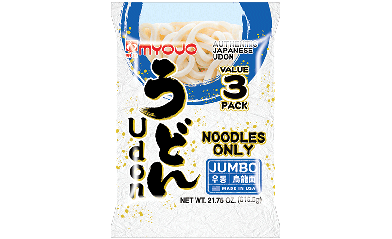 Jumbo Udon Noodles Only