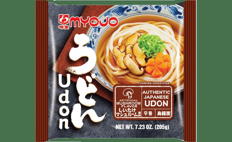 Mushroom Flavor Udon, 7.23 oz (205g), 1 serving