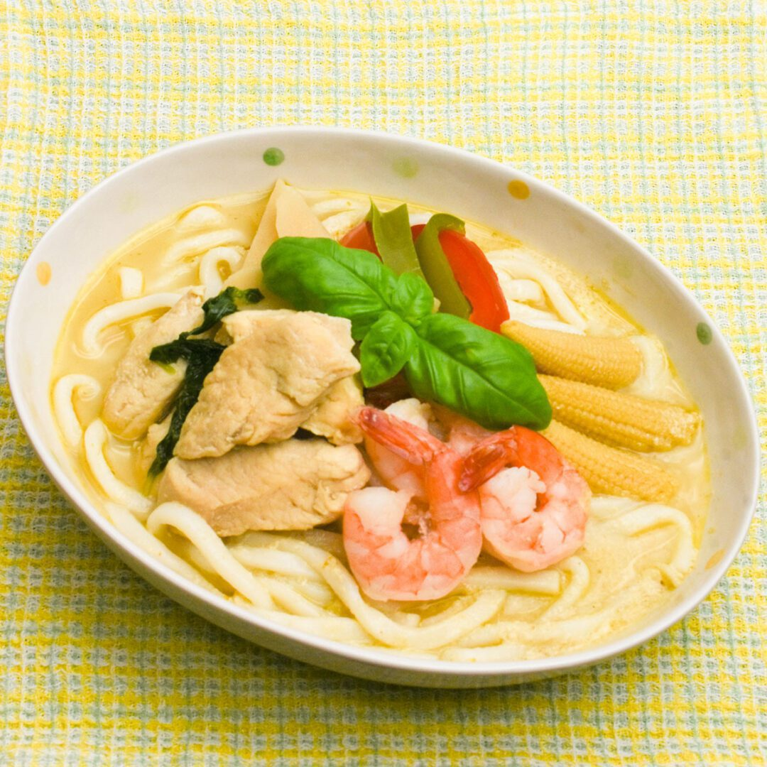Green Curry Udon