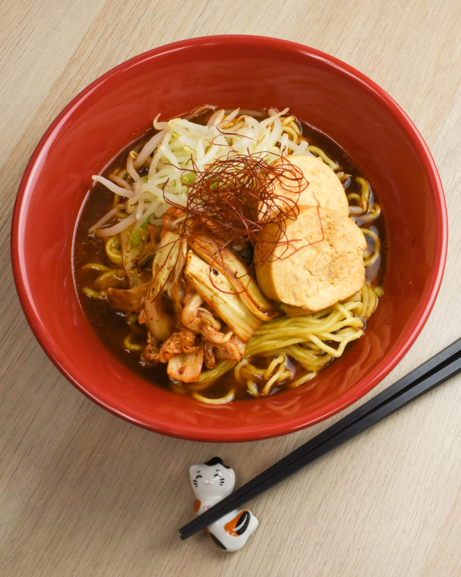 Chicken Chashu with Signature Miso