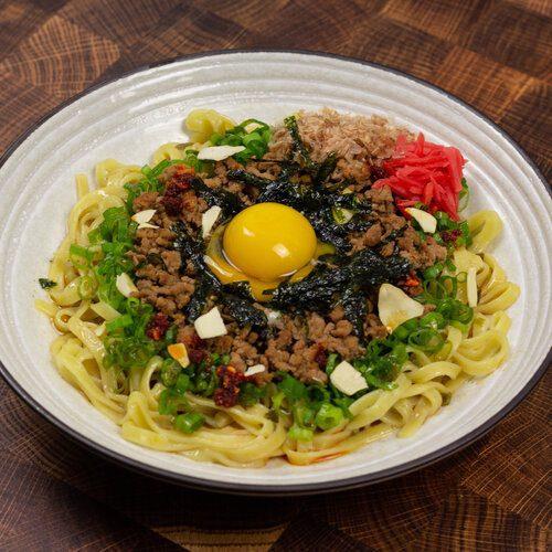 Okinawa Soba Mazemen