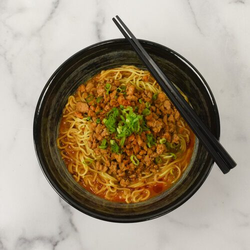 Signature Spicy Miso Tantanmen