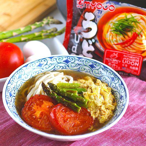 Hot & Spicy Flavor Udon
