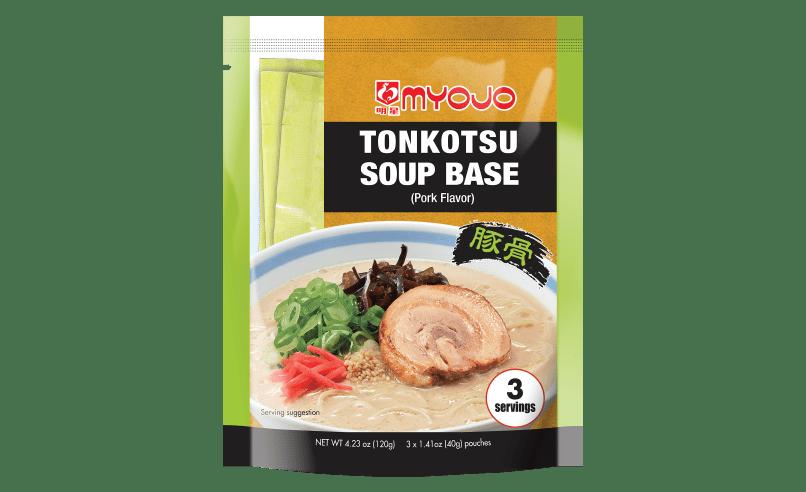 Tonkotsu Soup Base, 4.23 oz (120g), 3 servings