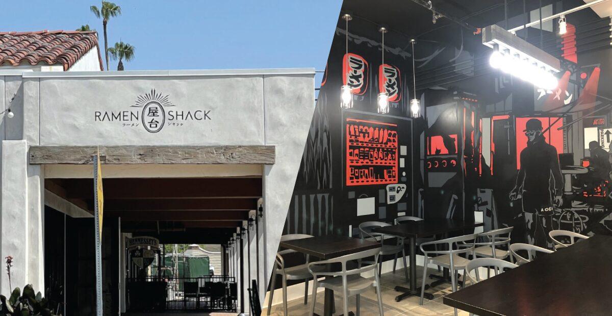 Ramen Shack Restaurant